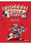 English Time 2: Workbook - Susan Rivers, Setsuko Toyama