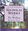 The Wedding (Audio) - Nicholas Sparks, Tom Wopat