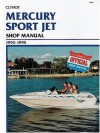 Mercury Sport Jet Shop Manual 1993-1995 - Clymer Publishing
