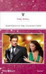 Mills & Boon : Tempted Into The Tycoon's Trap (The Hudsons of Beverly Hills) - Emily McKay