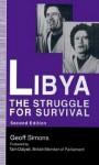 Libya: The Struggle for Survival - Geoff L. Simons, Tam Dalyell
