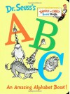Dr. Seuss's Abc: An Amazing Alphabet Book! - Dr. Seuss