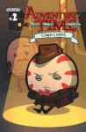 Adventure Time: Candy Capers #2 - Annath Panagariya, Yuko Ota, Ian McGinty