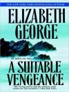 A Suitable Vengeance - Elizabeth George, Derek Jacobi
