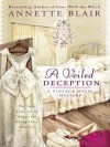 A Veiled Deception - Annette Blair