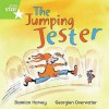 The Jumping Jester - Damian Harvey