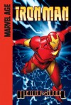 Iron Man (Marvel Age): Heart of Steel - Fred Van Lente, James Cordeiro