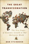 The Great Transformation: The New Stages of Economic Growth in Our Multipolar World - Dan Steinbock