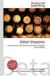 Zahari Stoyanov - Lambert M. Surhone, VDM Publishing, Susan F. Marseken