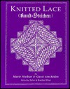 Knitted Lace (English and German Edition) - Marie Niedner, Gussi von Reden