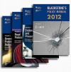 Blackstone's Police Manuals 2012: Four Volume Set - Glenn Hutton, Gavin McKinnon, Simon Cooper, Michael Orme, David Johnston