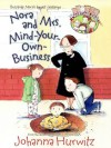 Nora and Mrs. Mind-Your-Own Business (Riverside Kids) - Johanna Hurwitz, Debbie Tilley