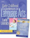 Early Childhood Experiences in Language Arts: Early Literacy W/ Professional Enhancement Booklet Pkg - Jeanne M. Machado, Machado, Jeanne M. Machado, Jeanne M.