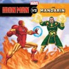 The Invincible Iron Man vs. The Mandarin - Tomas Palacios, Craig Rousseau