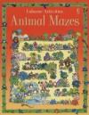 Animal Mazes - Kim Blundell, Jenny Tyler