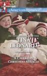 A Callahan Christmas Miracle (Callahan Cowboys) - Tina Leonard