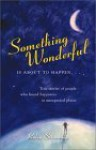 Something Wonderful Is about to Happen...: True Stories of People Who Found Happiness in Unexpected Places - Robin Landew Silverman
