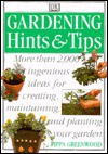 Gardening Hints & Tips - Pippa Greenwood