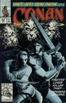 Conan the Barbarian : White Apes, Ebon Throne Part 1 - Issue #264 - Roy Thomas, John Watkiss, Nelson Yomtov, John Costanza