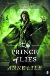 The Prince of Lies (Night's Masque, #3) - Anne Lyle