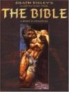 Illustrations from the Bible: A Work in Progress - Simon Bisley