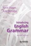Introducing English Grammar - Kersti Börjars, Kate Burridge