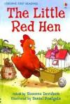 The Little Red Hen - Susanna Davidson, Daniel Postgate