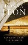 Een kwestie van vertrouwen - Donna Leon