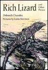 Rich Lizard: And Other Poems - Deborah Chandra, Leslie Bowman