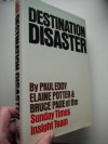 Destination Disaster - Paul Eddy, Bruce Page, Elaine Potter