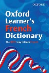 Oxford Learner's French Dictionary - Nicholas Rollin