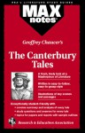 Canterbury Tales, The (MAXNotes Literature Guides) - Sarah Ray Voelker, English Literature Study Guides