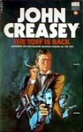 The Toff is Back - John Creasey