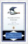 The Narrative Poems - Stephen Orgel, A.R. Braunmuller, Jonathan Crewe, William Shakespeare