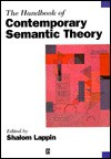 The Handbook of Contemporary Semantic Theory - Shalom Lappin