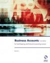 Business Accounts - David A. Cox