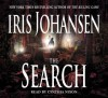 The Search - Iris Johansen, Cynthia Nixon