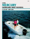 Mercury Outboard Shop Manual: 3-275 Hp : 1990-1993 - Ron Wright, E. Scott, Randy Stephens