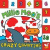 Millie Moo's Crazy Counting Book (Board Book) - Roger Priddy