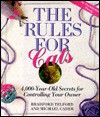 The Rules for Cats: 4,000 Year-Old Secrets for Controlling Your Owner: An Unauthorized Parody - Michael Cader