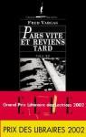 Pars vite et reviens tard (Adamsberg) (French Edition) - Fred Vargas