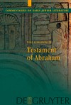 Testament Of Abraham (Commentaries On Early Jewish Literature) - Dale C. Allison Jr.