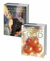 The Oxford Companion to Food and the Oxford Companion to Wine Set: 2-Volume Set - Alan Davidson, Janis Robinson