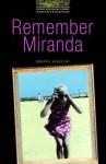 Remember Miranda - Rowena Akinyemi, Tricia Hedge