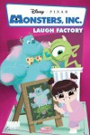 Monsters, Inc: Laugh Factory (Disney Pixar (Quality)) - Paul Benjamin, Amy Mebberson