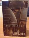 The thin red line - James Jones, J.F. Kliphuis, Yvette Cordfunke, Wouter van der Struys