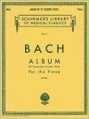 Album (21 Favorite Pieces): Piano Solo - Johann Sebastian Bach, S. Heinze