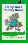 Harry Goes to Day Camp: Level 1 - Harriet Ziefert, Mavis Smith