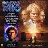 Doctor Who: Voyage to the New World - Matthew Sweet
