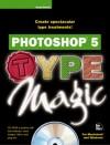 Photoshop 5 Type Magic - Greg Simsic